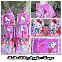 Mukena anak murah 3-4 th - Hello Kitty Apple
