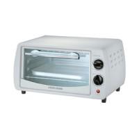 Black Decker Toaster Oven 9L 800W TRO1000B5 TRO 1000B5