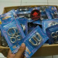 harga Metal Brain Puzzles | Magic puzzle | Puzzle MW | Toko Sulap Tokopedia.com