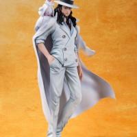 Figure Figuarts Zero FZO PVC Rob Lucci Rucchi CP0 One Piece Film Gold