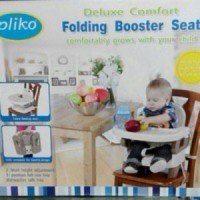 Jual Pliko Folding Booster, Pliko Foldable Booster, Pliko Kursi Makan Bayi Murah