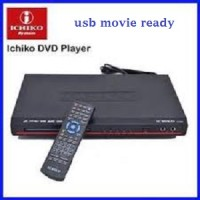 dvd ichiko player suport usb movie /mix