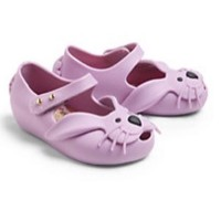 Mini Melissa Bunny Purple
