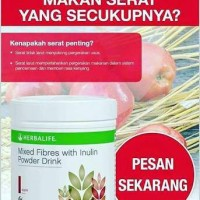 Herbalife#herbal#original Mix Fiber Serat 100% pengganti lipobond