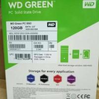 WD Green SSD 120GB SATA 3