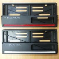 Tempat / Cover plat nomor Motor Honda Original