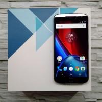 [ Langka ] Motorola Moto G4 Plus XT1642 4/64GB Mint Condition Like New