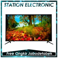Changhong 32E6000A/32E6000 LED TV 32 Inch [HD Ready/USB Movie/Black]