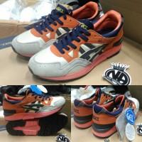 Sepatu ASICS GEL LYTE V III Midnight Bloom Orange / ORIGINAL PREMIUM