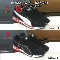 puma tx-3 - 2 warna / sepatu pria / sepatu sneakers