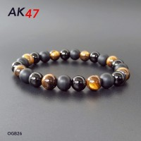 harga Gelang Batu Yellow/Brown Tiger Eye Onyx Matte Tokopedia.com