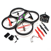WL TOYS V262 4CH QUADCOPTER With Built-In HD CAMERA RTF 2.4GHz