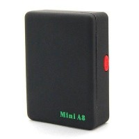 Mini A8 GPS Intelligent Locator Voice Callback Remote Tracking .
