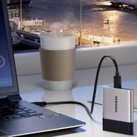 SAMSUNG PORTABLE T3 SSD 250GB EXT / EKSTERNAL / EXTERNAL GRS RESMI 3 THN