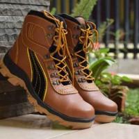 harga Sepatu Puma King Safety Kulit/boot Tracking Outdoor Touring Pria Murah Tokopedia.com