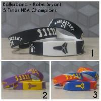 Ballerband (Gelang Karet) Baller Band Kobe Bryant Champions