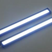 harga LAMPU LED DRL PLASMA 14CM BISA UNTUK MOBIL DAN MOTOR Tokopedia.com