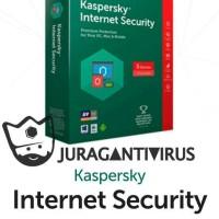 Jual Kaspersky Internet Security (KIS) 2017 - 1PC Murah