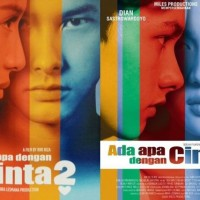 harga AADC 1 + AADC2 - Ada Apa Dengan Cinta 1 & 2 DVD Original Tokopedia.com