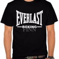Best Item Kaos Everlast Boxing [ZERO X STORE ]