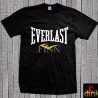 Best Item Kaos Black Everlast [ZERO X STORE ]