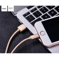Hoco X2 Lightning Braided Cable For IPhone / IPad Berkualitas