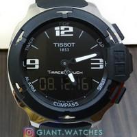 TISSOT ORIGINAL   JAM TANGAN PRIA TISSOT T081420 A T-RACE TOUCH / MAN