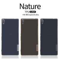 SONY Xperia XA Ultra NILLKIN NATURE TPU Soft Case