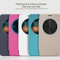 SAMSUNG A9100 (Galaxy A9 Pro) Flip Cover NILLKIN Sparkle Case