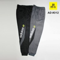 Celana Panjang Jogger Gym Fitness Training Futsal Adidas #312 Lotto