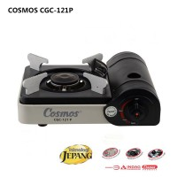 Jual Cosmos Kompor Gas PORTABLE CGC 121P Garansi Murah