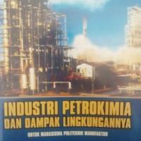 Industri petrokimia dan dampak lingkungannya - Maraudin Pandjaitan