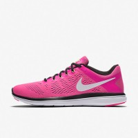 Sepatu Lari Wanita Nike Flex 2016 RN Pink Original 830751-600