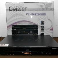 Dvd Karaoke Player Geisler OK 3500 Hardisk 2 Tera 35 Ribu Lagu