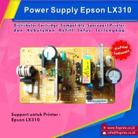 Power Supply Printer Dot Matrix Epson LX-310 LX310 LX 310 Original
