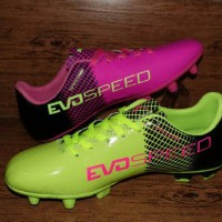 Termurah sepatu bola puma evospeed green pink