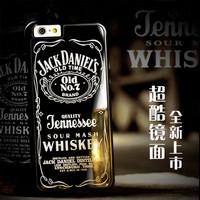Case iPhone 5/5S/5SE/6/6S/6+/6S+ Jack Daniels