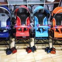 Jual Baby Stroller Pliko Adventure 2 Murah