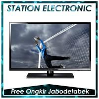 """Samsung LED TV HD 32"""" UA32FH4003 - Hitam"""