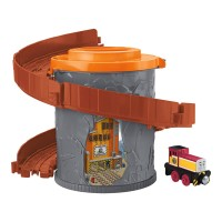 Thomas & Friends Take-n-Play - Spiral Tower Tracks with Dart - DGJ73