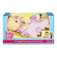 harga Baby Alive Luv n Snuggle Baby Doll Blonde - A5841 Tokopedia.com