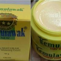 Jual CREAM TEMULAWAK ORIGINAL HOLO EMAS BULAT NEW Murah