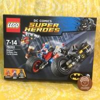 Lego Original Batman Gotham City Chase Harley Quinn Squad 76053