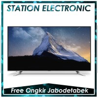 "Changhong Smart LED TV 32"" 32D3000i Android Kitkat - Hitam"