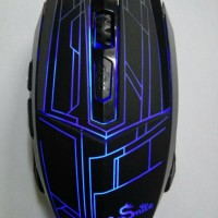 E-Smile Gaming Mouse 6D G1 - Truly Ground Breaking Mice Batman