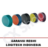 Logitech X100 Mobile Wireless Speaker Bluetooth - Garansi Resmi
