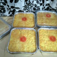 Macaroni Schotel / Macaroni Panggang