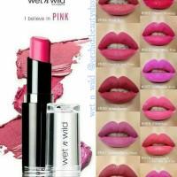 WET N WILD Megalast Lipstick /WET & WILD Lipstik ORIGINAL