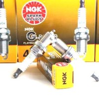 Busi Ngk Platinum G-power Racing Bkr6egp - 4 Pcs