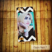 OPPO NEO 7 CASE CUSTOM HP